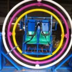 Аттракцион Гироскоп купить в Китае
