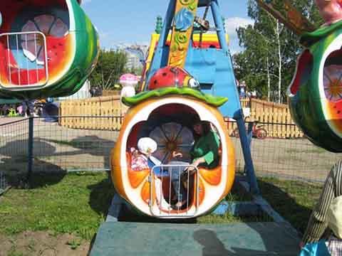 Детское колесо обозрения