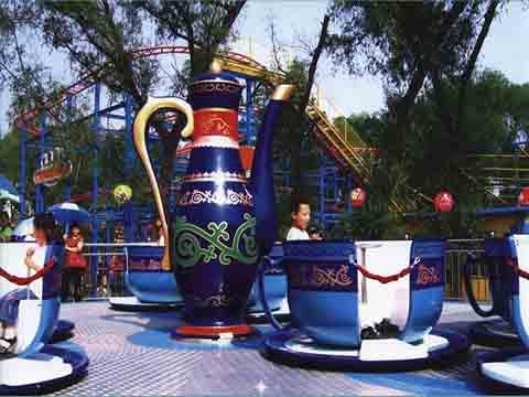 Купить аттракцион чашки от производителя