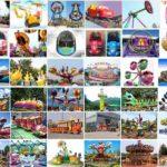 Парковые развлекательные аттракционы для продажи