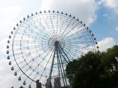 купить Аттракцион колесо обозрения в Китае
