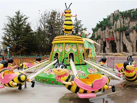 Аттракцион мини-джет пчёлки BNSC-6A из Китая