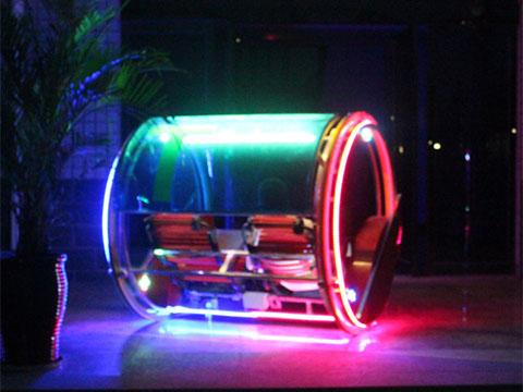 Аттракцион весёлое кресло BNLB-2A-01