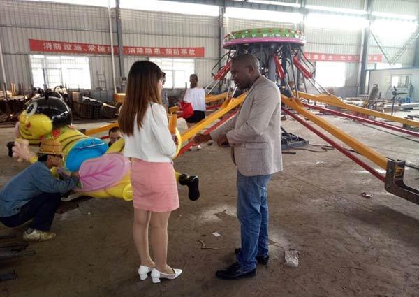 Нигерия купить аттракцоны для парка
