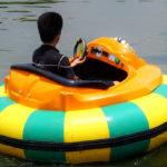 Бамперные Лодки — Водные Аттракционы