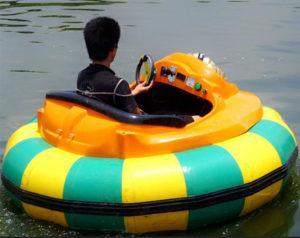 Электрческие бамперные лодки купить