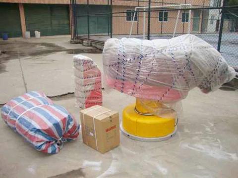 Надувной Электрический Аттракцион бык родео