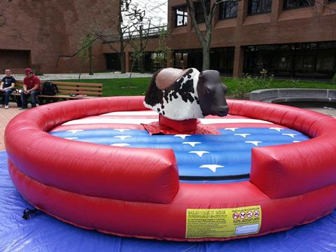 Аттракцион бык родео купить для детей