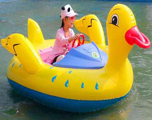 детские бамперные лодки