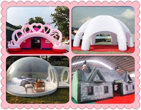купить аттракционы надувные палатки