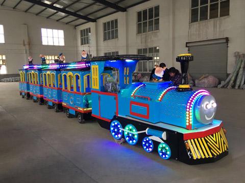 купить аттракцион детский поезд