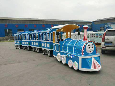купить аттракцион берельсовый поезд томас
