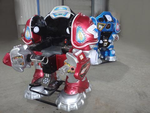 Детский Аттракцион робот купить