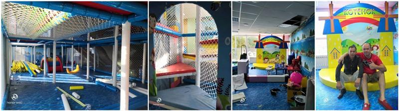 Beston Детские игровые лабиринты 158 М² в России
