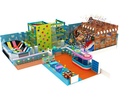 Купить оборудование для детской игровой комнаты
