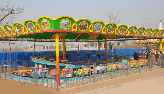 Новый детский аттракцион купить в Китае