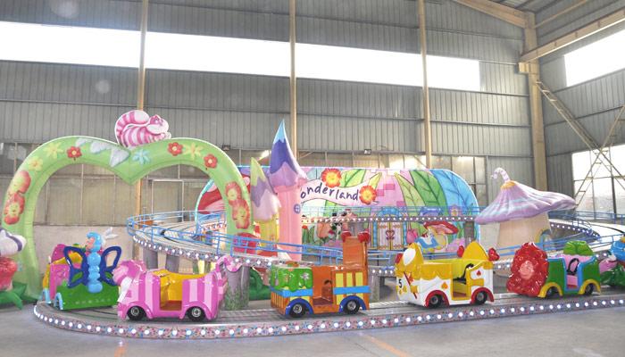 Купить аттракцион Мини шаттл для детей
