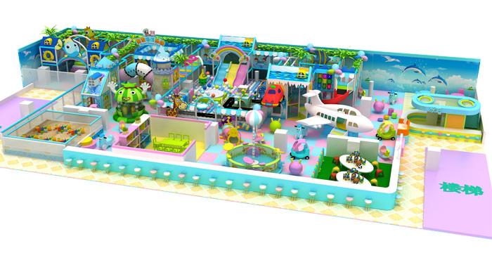 детские игровые комплексы лабиринты