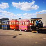 Beston Безрельсовый паровозик В южной африке