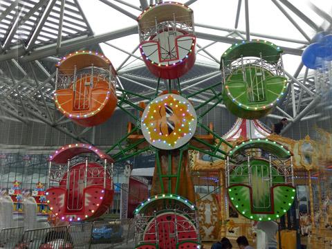 Аттракцион детское колесо обозрения для продажи