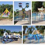 Beston аттракционы в Туркменистане
